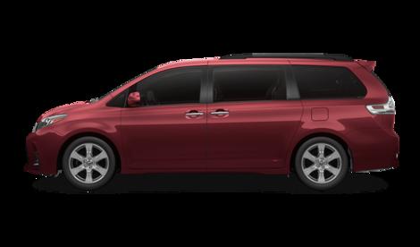 Toyota Sienna<br>2018