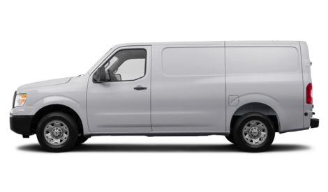 Nissan NV Cargo<br>2018