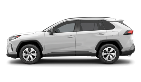 Toyota RAV4<br>2019
