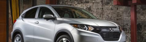 Honda introduit le HR-V au Salon de Los Angeles