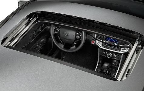 2015 Honda Accord Hybrid: Yes, it gets better