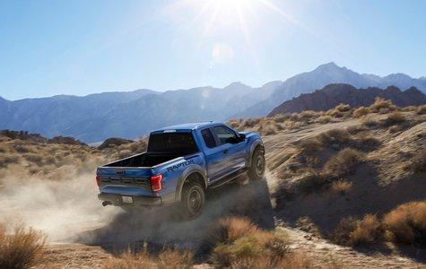 2017 Ford F-150 Raptor: Bigger, bolder, and more badass