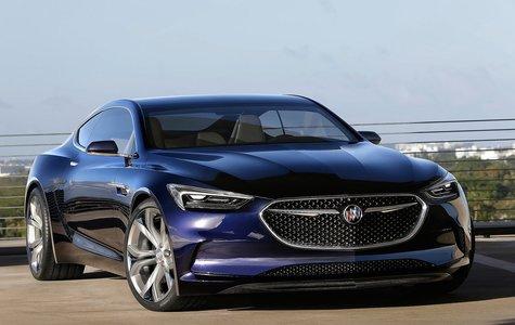 Buick Avista Concept: Wow
