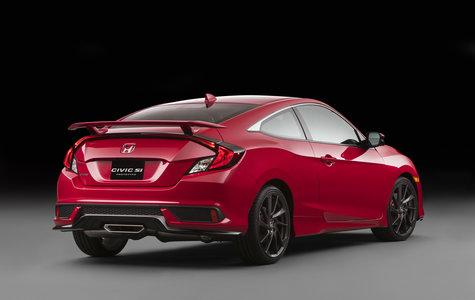 Honda unveils next-generation Honda Civic Si