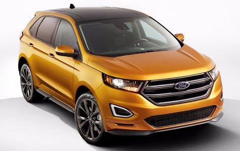 Choosing between the 2017 Ford Edge, Kia Sorento or Hyundai Santa Fe in Middleton, Nova Scotia