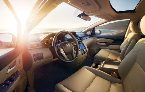 2014 Honda Odyssey – A minivan the whole family can enjoy