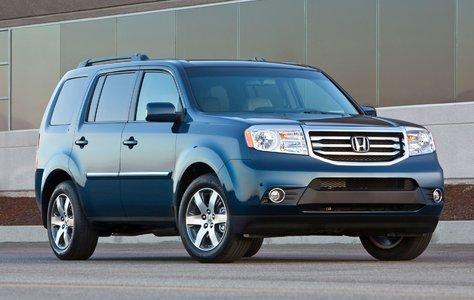 2014 Honda Pilot – A charming 8-passenger SUV
