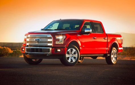 Ford F-150 earns Five-Star crash test rating