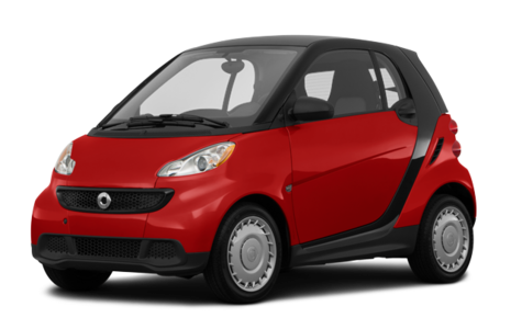 fortwo coupé PURE 2014