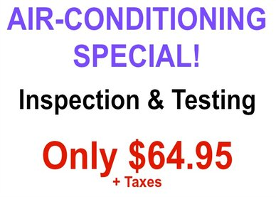 Air-Conditioning Promotion