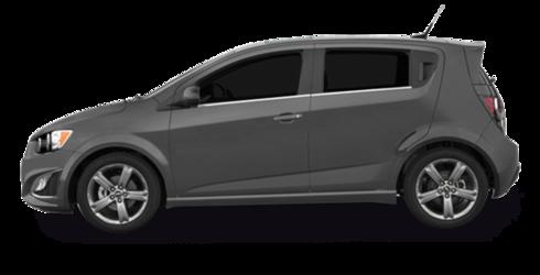 Chevrolet Sonic 5 portes  2015