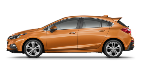 Chevrolet Cruze 5 portes  2017
