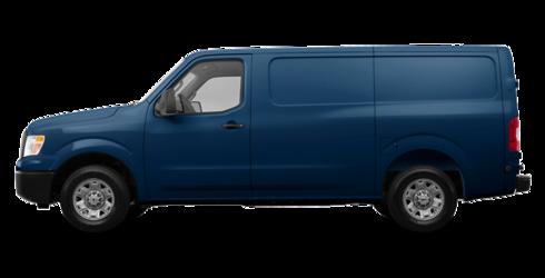 Nissan NV Cargo 2500 S 2017