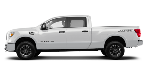 Titan XD Diesel PRO-4X 2018