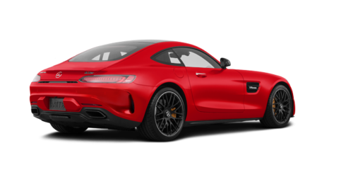 AMG GT C 2018