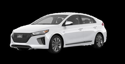 Ioniq hybride Luxury 2019