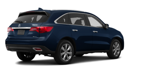 2016 Acura Mdx Elite Camco Acura In Ottawa Ontario