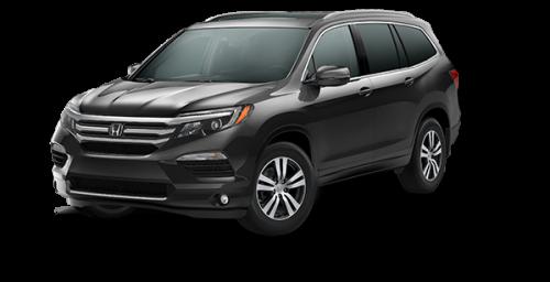 2016 Honda Pilot EX L NAVI Civic Motors Honda in Ottawa
