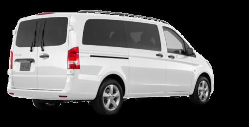2016 mercedes benz metris passenger mierins automotive for Mercedes benz genuine polar white touch up paint code 149
