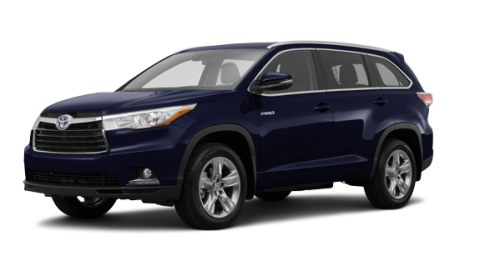 toyota highlander price difference xle and limited autos post. Black Bedroom Furniture Sets. Home Design Ideas
