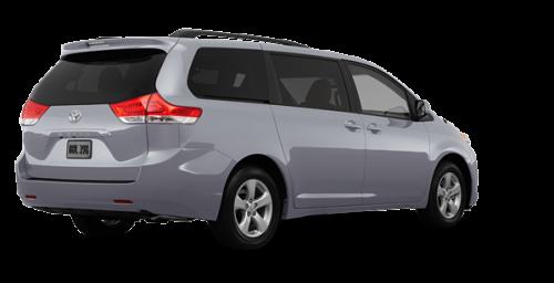 Toyota Sienna FWD 7-PASS 2016