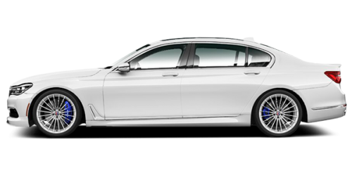BMW 7 Series Sedan ALPINA B7 2017