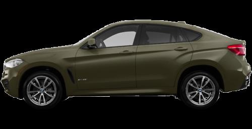 BMW X6 xDrive35i 2017