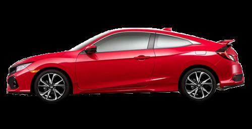 Honda Civic Coupe Si COMING SOON 2017