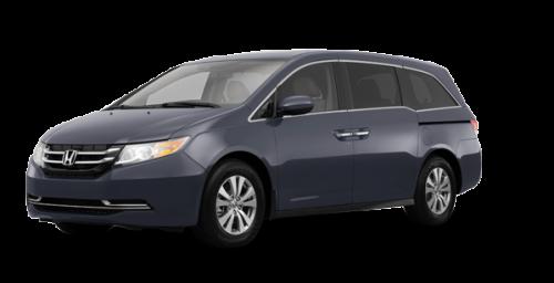 Honda Odyssey EX-L NAVI 2017