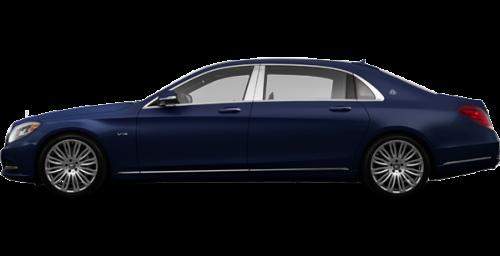 Mercedes-Benz Mercedes-Maybach S-Class 600 2017