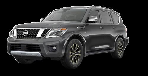 Nissan Armada PLATINUM 2017