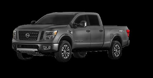 Nissan Titan XD Diesel PRO-4X 2017