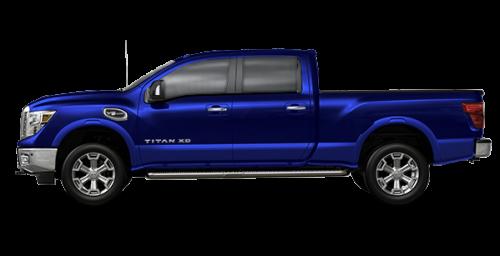 Nissan Titan XD Gas SV 2017
