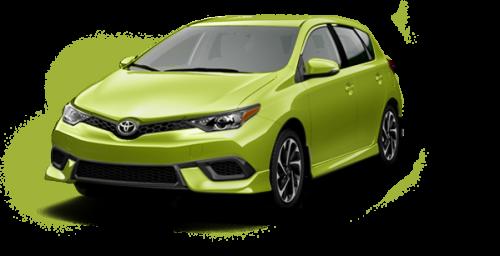 Toyota Corolla iM BASE 2017