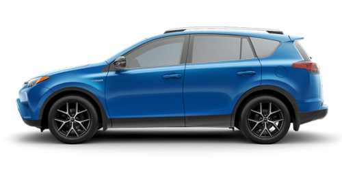 Toyota RAV4 Hybride SE 2017