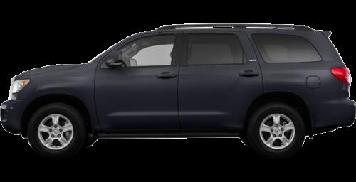 Toyota Sequoia SR5 5,7L 2017