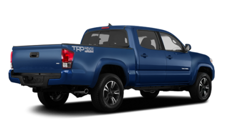 Toyota Tacoma DOUBLE CAB V6 4X4 SR5 2017
