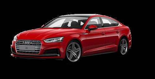 Audi A5 Sportback Progressiv 2018 Glenmore Audi In