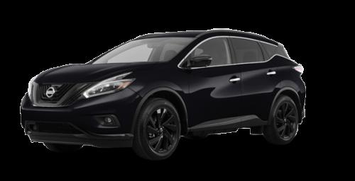 Nissan Murano ÉDITION MINUIT 2018