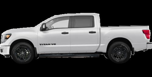 Nissan Titan SV ÉDITION MINUIT 2018