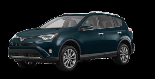 Toyota RAV4 LIMITED 2018