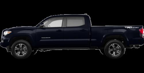 Toyota Tacoma 4X4 DOUBLE CAB V6 6A 2018