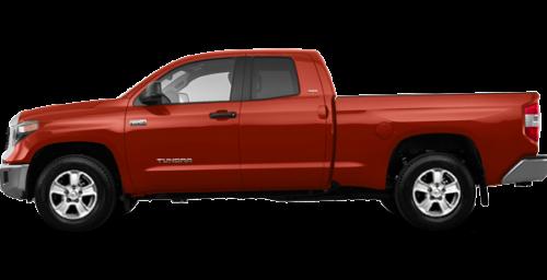 Toyota Tundra 4x4 cabine double SR 5,7L 2018