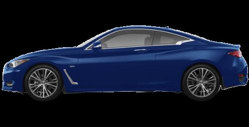 INFINITI Q60 Coupé 3.0T LUXE à TI (300 ch) 2018
