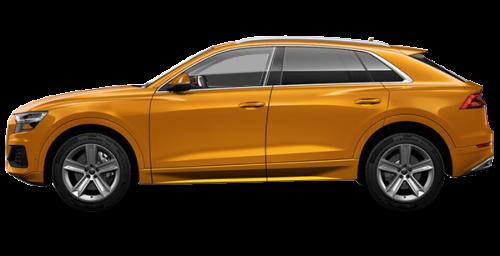 Dragon Orange Metallic
