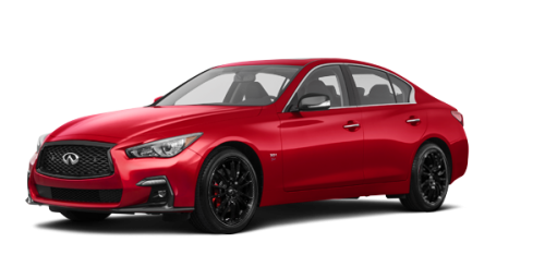 INFINITI Q50 I-LINE RED SPORT 400 2019