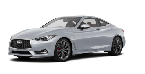 INFINITI Q60 Coupe 3.0T RED SPORT 400 AWD 2019