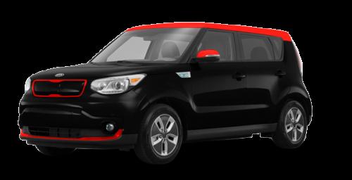 Kia Soul EV EV LUXURY 2019