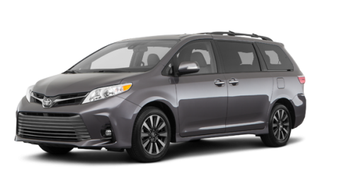 2019 Toyota Sienna XLE AWD 7-PASS 8A in Montreal (near ...