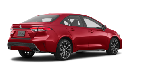 2020 Toyota Corolla SE CVT in Montreal (West Island ...